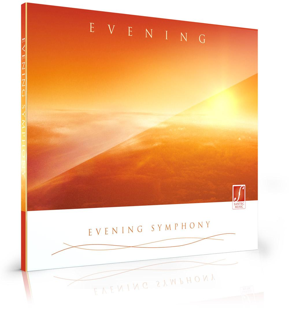 Evening Symphony CD: Peaceful, deep Relaxation Music, Recorded by Acoustic  Instruments