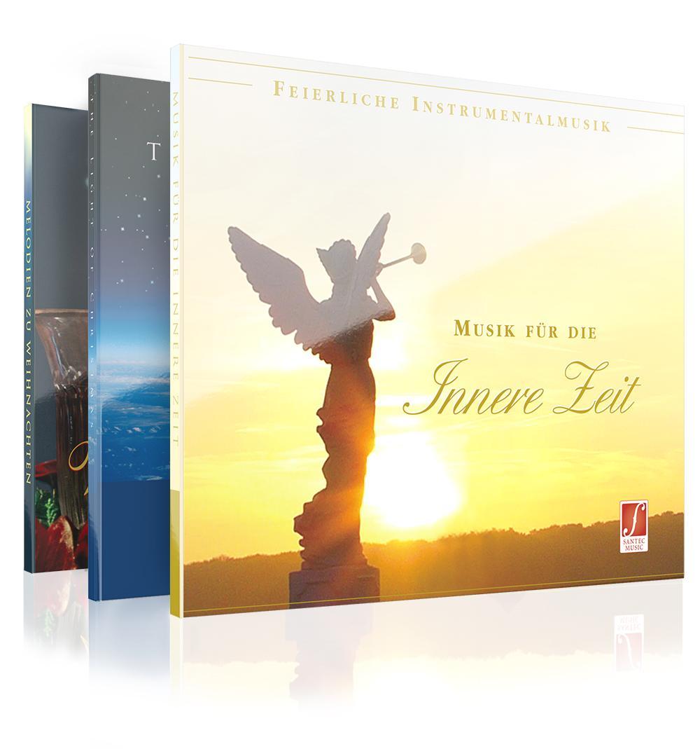 cd set christmas instrumental christmas music for festive days - 12 Days Of Christmas Instrumental