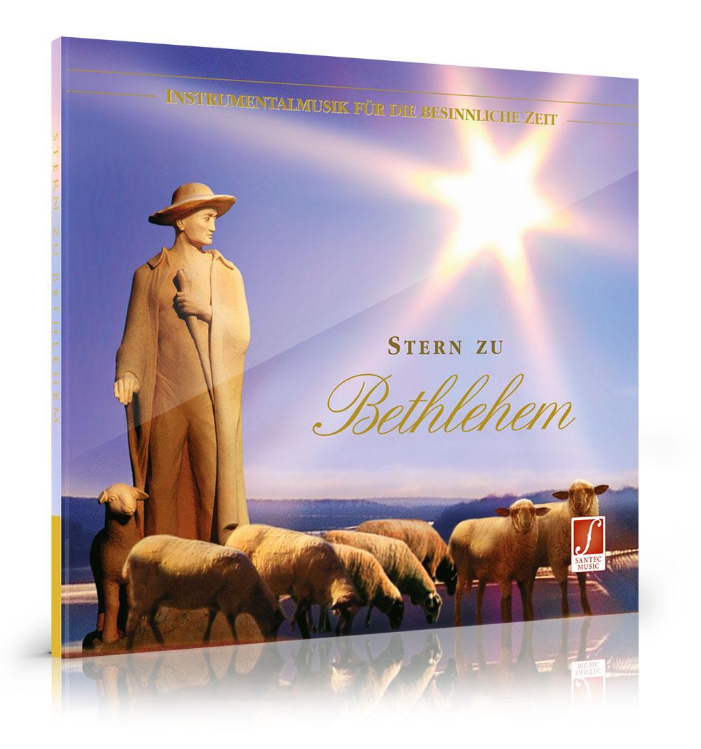 CD Stern zu Bethlehem: Instrumentalmusik für besinnliche Stunden
